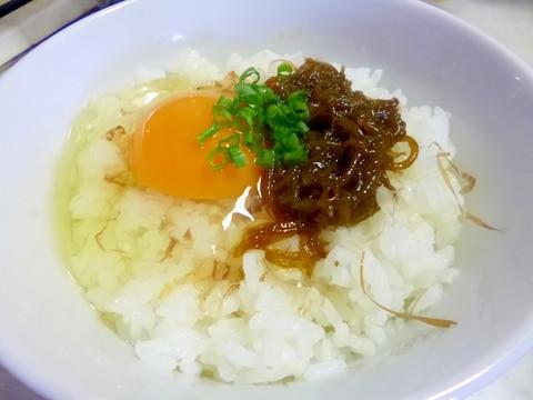 卵 かけ ご飯 スッキリ
