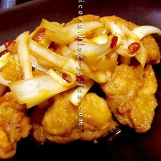 簡単&シンプル 白い飯によく合う 鶏の南蛮漬け