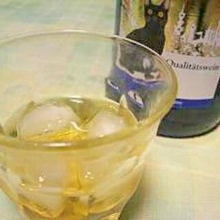 梅酒白ワイン