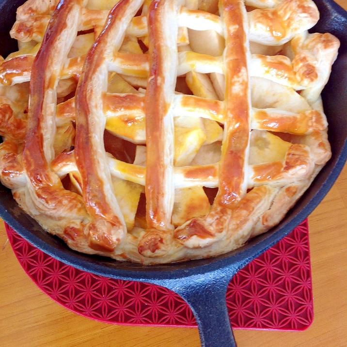 アップル パイ レシピ 人気