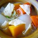 ♥ ごろっと野菜&椎茸のお味噌汁 ♥