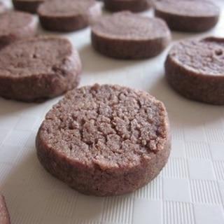 マヨネーズで、美味しいチョコクッキー!?