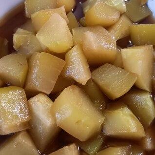 ハヤトウリの煮物