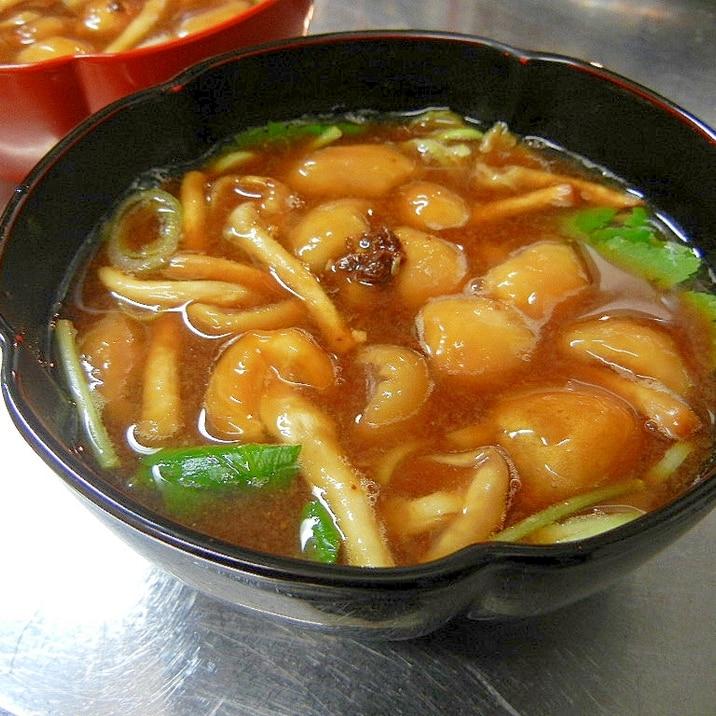 料亭の味!おいしい赤だしのお味噌汁の作り方