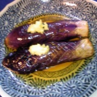 レンジDE簡単鮮やか茄子紺色♡なすのレンジ煮浸し♡