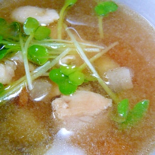 ❤ ステンレスボトルで! 味噌スープ ❤