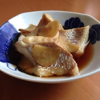 鱈の煮付け♪