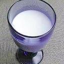 メープルきな粉牛乳