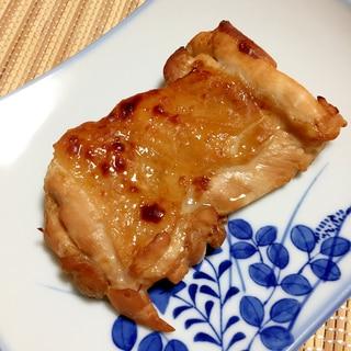漬けてオーブンで焼くだけ!鶏肉の柚庵焼き♪