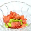 【戸棚の奥に眠っていませんか】トマトの昆布茶サラダ
