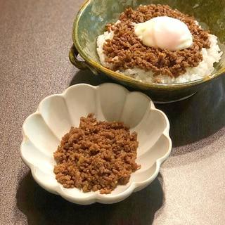 いろいろアレンジ可能な作り置き肉味噌