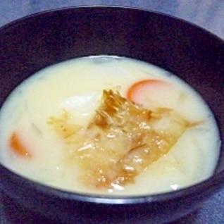 ★白味噌de里芋のお味噌汁★