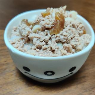 台湾料理!瓜仔肉(ひき肉と瓜の漬物の蒸し料理)