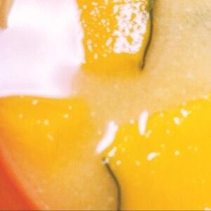かぼちゃ落とし卵味噌汁。