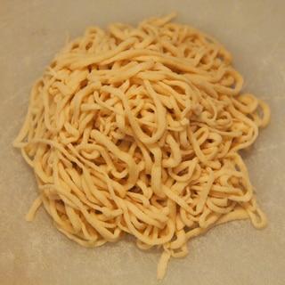 【手打ち麺】自宅で作るもちもちの中華麺