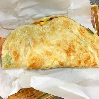 葱餅の美味しい食べ方