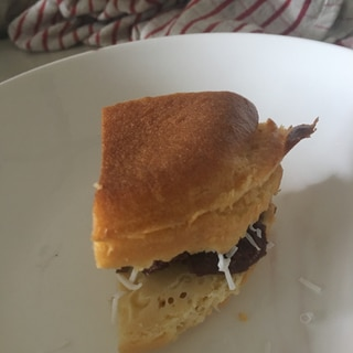 ケーキでアサイサンド