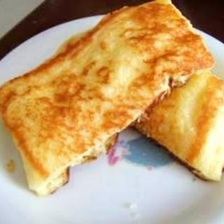 ホットプレートで☆ふわトロ☆フレンチトースト