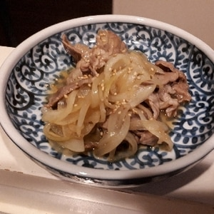 5分でできる!豚こま切れ肉の生姜焼き