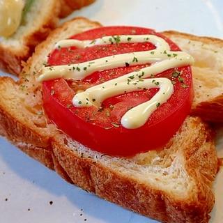 生姜香る トマトONチーズデニッシュパン