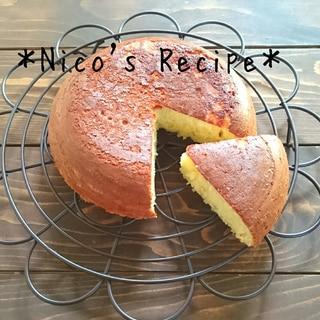HMとスライスチーズで作る炊飯器ケーキ