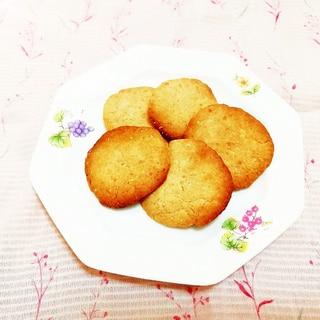 ポピーシードとコリアンダーの米粉クッキー