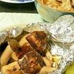 松茸の焼き方~ホイルで包み焼き~