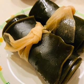 鮭の昆布巻き(正月・おせち)