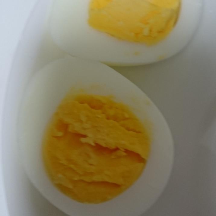 ゆで 卵 時間