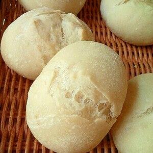 天然酵母でふんわり★柔らか丸パン