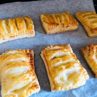 砂糖不使用!子供と一緒に作って食べるアップルパイ
