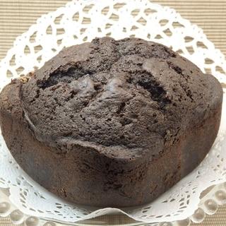 HBで作るチョコレートバターケーキの作り方