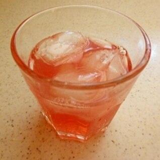 青シソのジュース