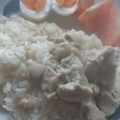 またまた作らせていただきました。美味しくていつもペロリと食べちゃいます(*´ч`*)ごちそうさまでしたm(__)m