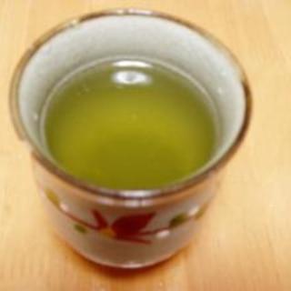 はちみつ緑茶