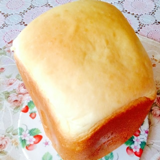 HB早焼きで❤︎ふわふわ〜豆腐食パン