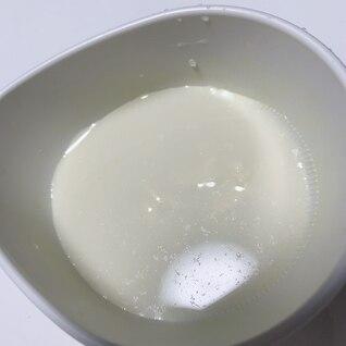 無敵のハンドブレンダー!!離乳食初期の豆腐