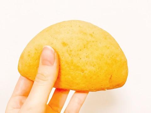 【糖質制限】もちもちカスタードクリームおからパン