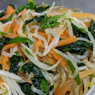 韓国料理☆サムギョプサルの付け合せ〜ナムル編〜