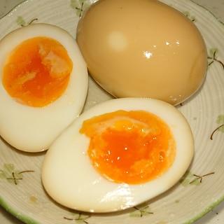 時短!簡単!半熟煮卵 お弁当おつまみにも♪
