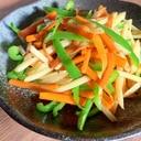 超簡単!!シンプル野菜炒め