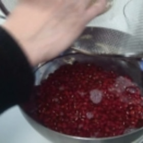小豆の煮方