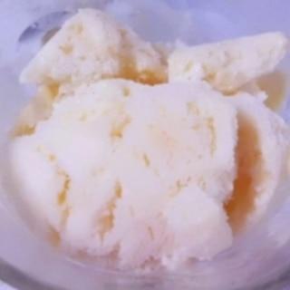 牛乳・卵・はちみつで アイスクリームを作ろう