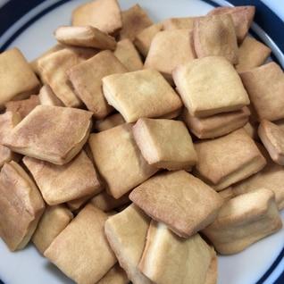 ノンオイル、バター無しではちみつクッキー