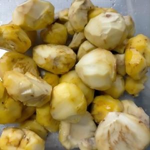 美味しさUP!栗の冷凍保存の仕方