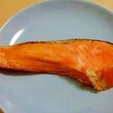 電子レンジで作る焼き魚