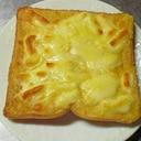 マスマヨチーズトースト