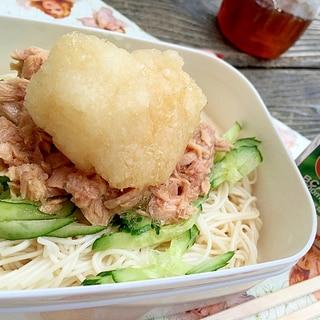 お弁当で美味しい!冷え冷え素麺