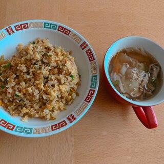 キムチ高菜チャーハン