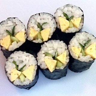 寿司型・模様巻き(ちょうちょ)